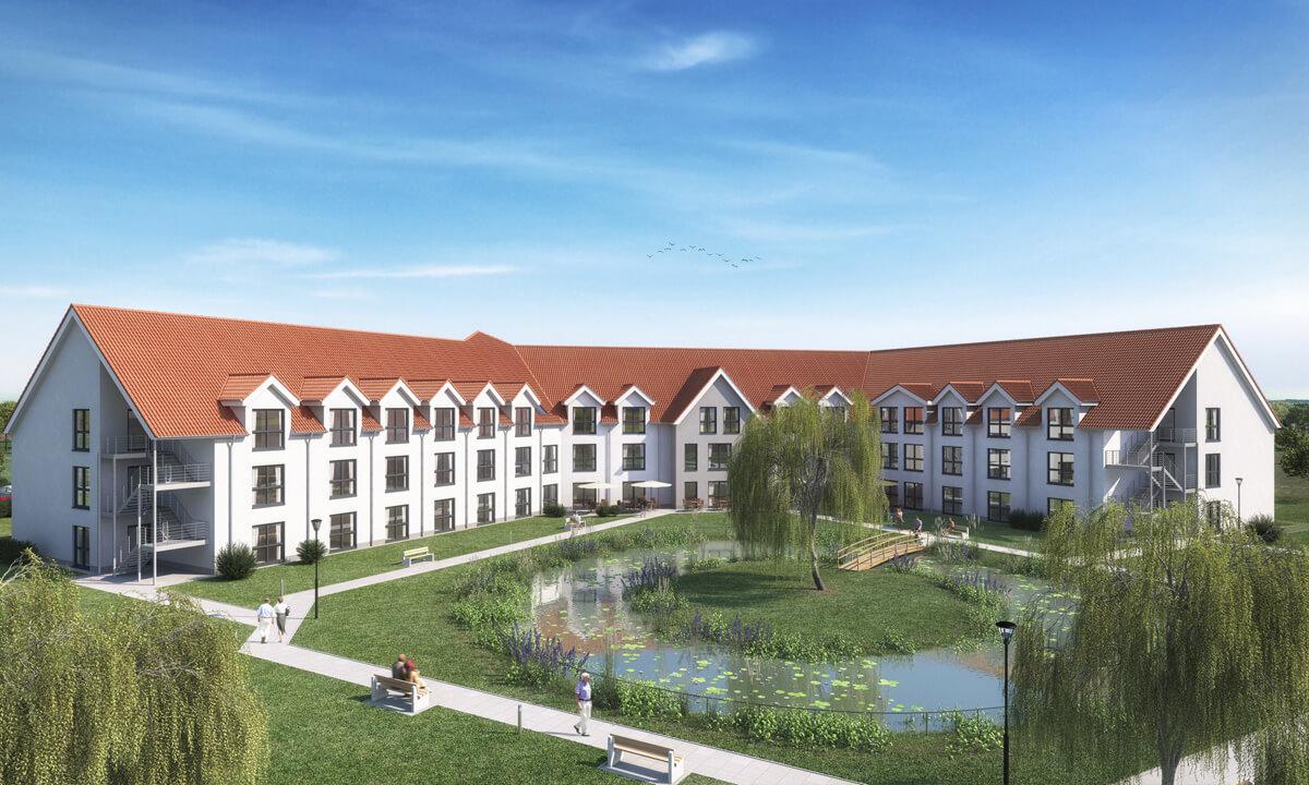 Seniorenzentrum Haus Rosemarie in Alpen-Veen